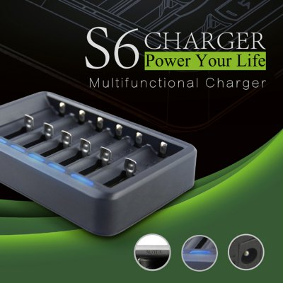 ESYB S6 Smart Battery Charger