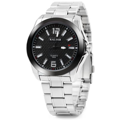 KALBOR 6032 Business Style Men Quartz Watch