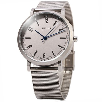 JULIUS 867 Business Style Lady Quartz Watch