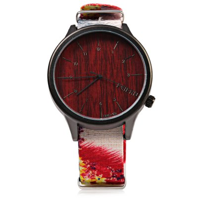 FeiFan F087 - 1 Fashionable Scenery Pattern Dial Lady Quartz WatchWomens Watches<br>FeiFan F087 - 1 Fashionable Scenery Pattern Dial Lady Quartz Watch<br><br>Brand: FEIFAN<br>Watches categories: Female table<br>Watch style: Fashion<br>Movement type: Quartz watch<br>Shape of the dial: Round<br>Display type: Analog<br>Case material: Stainless Steel<br>Band material: Cloth<br>Clasp type: Pin buckle<br>Dial size: 4.5 x 4.5 x 1 cm / 1.77 x 1.77 x 0.39 inches<br>Band size: 26.5 x 2 cm / 10.43 x 0.79 inches<br>Wearable length: 15.5 - 22.6 cm / 6.10 - 8.90 inches<br>Product weight: 0.051 kg<br>Package weight: 0.086 kg<br>Product size (L x W x H): 26.50 x 4.50 x 1.00 cm / 10.43 x 1.77 x 0.39 inches<br>Package size (L x W x H): 27.50 x 5.50 x 2.00 cm / 10.83 x 2.17 x 0.79 inches<br>Package Contents: 1 x FeiFan F087 - 1 Lady Quartz Watch
