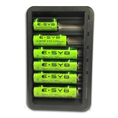 ESYB S6 Smart Universal Battery Charger