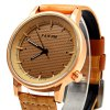 best FeiFan F086 - 8 Fashion Grid Pattern Men Quartz Watch