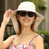 GEXINER Female Sunscreen Wide Brim Hat for sale