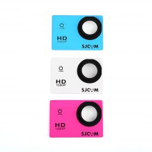 Original SJCAM 3PCS Replacement Front Cover Faceplate