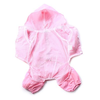 Breathable Pet Dog Raincoat