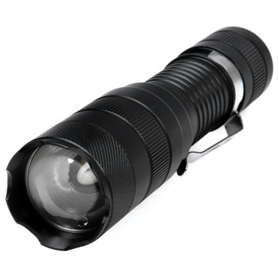 Cree XML T6 350LM Compact Zooming LED Flashlight