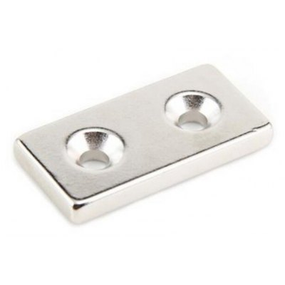228856 NdFeB Rectangular Magnetic Block