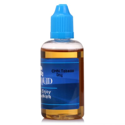 Pirate CHN Tobacco Style Flavor E JuiceE-liquid<br>Pirate CHN Tobacco Style Flavor E Juice<br><br>Accessories type: E-juice<br>Brand: Pirate<br>E-Liquid Capacity: 50ml<br>E-Liquid Concentration: 0mg<br>E-liquid Concentration Range: 0mg<br>E-Liquid Flavor: Tobacco Style<br>E-liquid Flavor Type: Tobacco series<br>Material: Liquid, PET<br>Package Contents: 1 x 50ml Pirate E Liquid<br>Package size (L x W x H): 4.50 x 4.50 x 10.00 cm / 1.77 x 1.77 x 3.94 inches<br>Package weight: 0.077 kg<br>Product size (L x W x H): 3.50 x 3.50 x 9.00 cm / 1.38 x 1.38 x 3.54 inches<br>Product weight: 0.067 kg<br>Type: Electronic Cigarettes Accessories