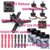 cheap Dubai 210mm Mini Carbon Quadcopter DIY Frame Kit Racing Drone with 20A MINI ONESHOT ESC DELUXE SP3