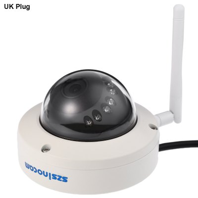 Szsinocam SN - IPC - 4015SW WiFi IP Camera 1.0MP 720P Hemisphere Shape