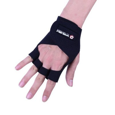 WINMAX WMF09136 Half Finger Weightlifting Gloves