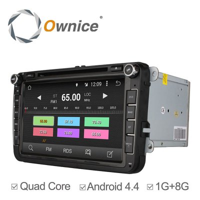 Ownice C180 - OL - 8992A Android 4.4.2 8.0 inch Car GPS DVD Multi-media Player