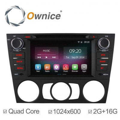 Ownice C200 - OL - 7958B Android 4.4.2 7.0 inch Car GPS DVD Multi-media Player