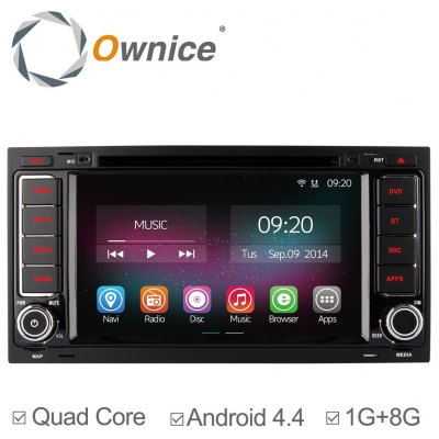 Ownice C200 - OL - 7903A Android 4.4.2 7.0 inch Car GPS DVD Multi-media Player for VW