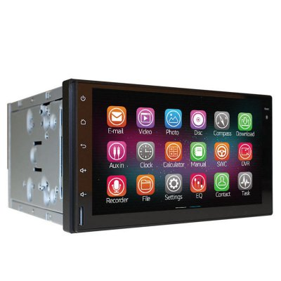 Ownice C200 - OL - 7001A Android 4.4.2 7.0 inch Car GPS Multi-media Player