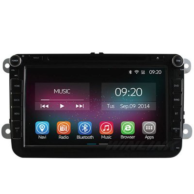 Ownice C200 - OL - 8901A Android 4.4.2 8.0 inch Car GPS DVD Multi-media Player