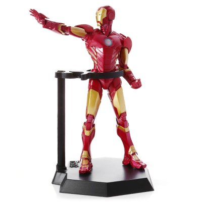 PVC + ABS Hero Action Figure Anime Character Model Home Office Decor - 9.4 inchMovies &amp; TV Action Figures<br>PVC + ABS Hero Action Figure Anime Character Model Home Office Decor - 9.4 inch<br><br>Age: 15 Years +<br>Materials: ABS,PVC<br>Theme: Movie and TV<br>Gender: Unisex<br>Completeness: Semi-finished Product<br>Stem From: Europe and America<br>Product weight: 0.290 kg<br>Package weight: 0.464 kg<br>Product size: 10.00 x 4.00 x 24.00 cm / 3.94 x 1.57 x 9.45 inches<br>Package size: 18.00 x 7.00 x 35.00 cm / 7.09 x 2.76 x 13.78 inches<br>Package Contents: 1 x Model, 1 x Base