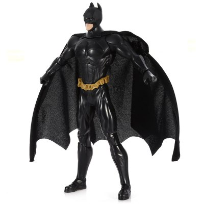 PVC Movie Action Figure Movable Joint Cartoon Decor - 14 inchMovies &amp; TV Action Figures<br>PVC Movie Action Figure Movable Joint Cartoon Decor - 14 inch<br><br>Age: 15 Years+<br>Materials: Cloth,PVC<br>Theme: Movie and TV<br>Gender: Unisex<br>Completeness: Finished Goods<br>Stem From: Europe and America<br>Product weight: 0.350 kg<br>Package weight: 0.562 kg<br>Product size: 22.00 x 5.00 x 35.00 cm / 8.66 x 1.97 x 13.78 inches<br>Package size: 26.00 x 9.00 x 37.00 cm / 10.24 x 3.54 x 14.57 inches<br>Package Contents: 1 x Figure Model