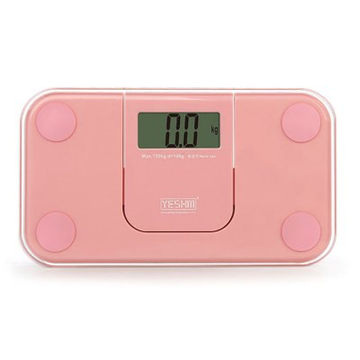 YESHM YHB1007 Portable Body Fat Scales