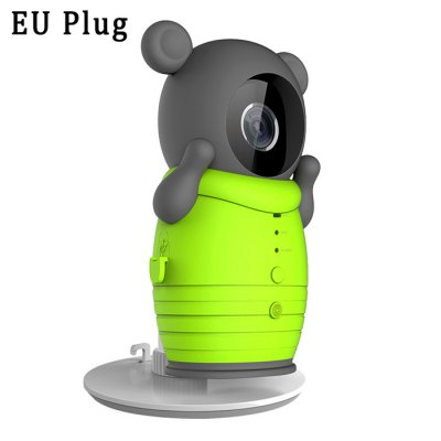 Clever Dog Bear Style WiFi Smart IP Camera