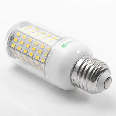 6pcs Sencart 126 x SMD2835 1350Lm E27 14W LED Corn LightCorn Bulbs<br>6pcs Sencart 126 x SMD2835 1350Lm E27 14W LED Corn Light<br><br>Available Light Color: Warm White<br>Brand: Sencart<br>CCT/Wavelength: 3000-3500K<br>Emitter Types: SMD 2835<br>Features: Long Life Expectancy, Energy Saving<br>Function: Studio and Exhibition Lighting, Commercial Lighting, Home Lighting<br>Holder: E27<br>Luminous Flux: 1350LM<br>Output Power: 14W<br>Package Contents: 6 x Sencart LED Corn Light<br>Package size (L x W x H): 12.40 x 8.60 x 11.30 cm / 4.88 x 3.39 x 4.45 inches<br>Package weight: 0.266 kg<br>Product size (L x W x H): 3.80 x 3.80 x 10.30 cm / 1.5 x 1.5 x 4.06 inches<br>Product weight: 0.041 kg<br>Sheathing Material: ABS<br>Total Emitters: 126<br>Type: Corn Bulbs<br>Voltage (V): AC 110-120,AC 220-240