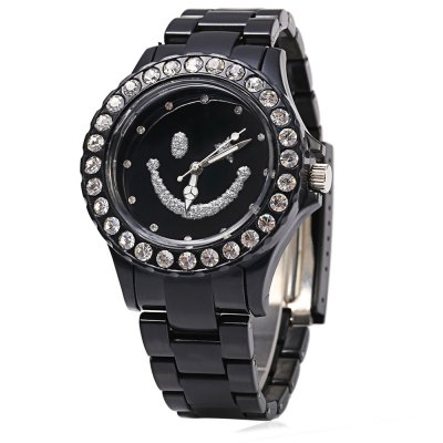 Casual Style Lady Quartz Watch