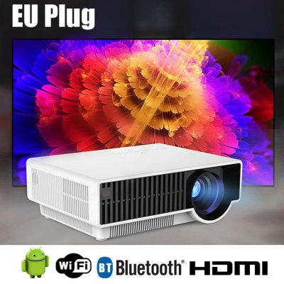 Refurbished PRW330 LCD Projector Android 4.4