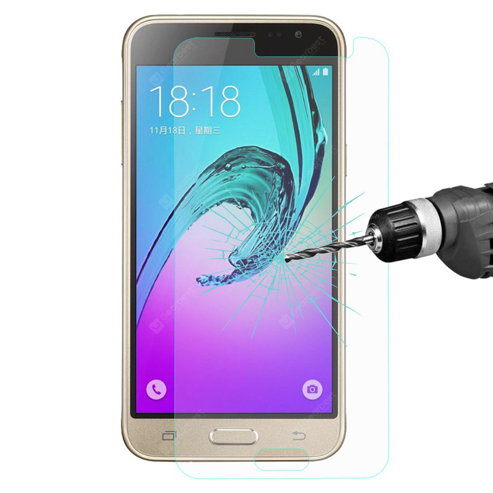 ENKAY Hat - Prince Tempered Glass Protective Film Samsung Galaxy J3109-3.78 Online Shopping GearBest.com