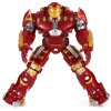 PVC Movie Action Figure Movable Joint Cartoon Decor with Chest Light - 6.7 inch for sale