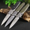 Ganzo G743 - 2 - GR Foldable Knife with Frame Locking photo
