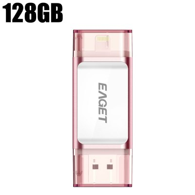 Eaget i60 128GB 2 in 1 OTG USB 3.0 Flash Drive