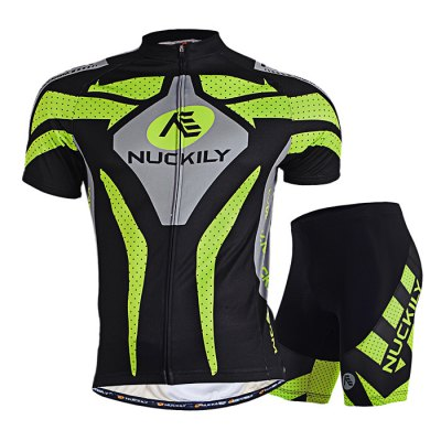 NUCKILY MA005 MB005 Cycling Suit