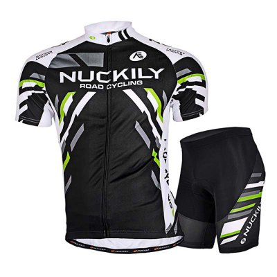 NUCKILY MA004 MB004 Cycling Suit