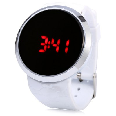 Casual Style Male LED Screen Touch Watch