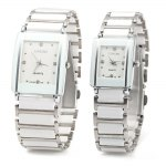 LONGBO 408 Water Resistant Couple Watches