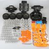 best SDL 2014A - 2 30KM/H 2.4GHz KIT RC Car Off Road Vehicle Drift Assembly Toy for Children