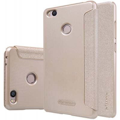 Nillkin Sparkle PU and PC Leather Phone Case for XiaoMi M4S