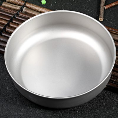 Keith KT338 900mL Lightweight Titanium BowlCamp Kitchen<br>Keith KT338 900mL Lightweight Titanium Bowl<br><br>Brand: Keith<br>Model Number: KT338<br>Type: Tableware<br>Material: Titanium<br>Color: Titanium Grey<br>Best Use: Backpacking,Camping,Climbing,Hiking<br>Features: Durable,Easy to use,Ultralight<br>Capacity: Above 700ml<br>Product weight: 0.092 kg<br>Package weight: 0.130 kg<br>Product Dimension: 18.00 x 18.00 x 5.00 cm / 7.09 x 7.09 x 1.97 inches<br>Package Dimension: 18.50 x 18.50 x 5.50 cm / 7.28 x 7.28 x 2.17 inches<br>Package Contents: 1 x Keith KT338 Titanium Bowl