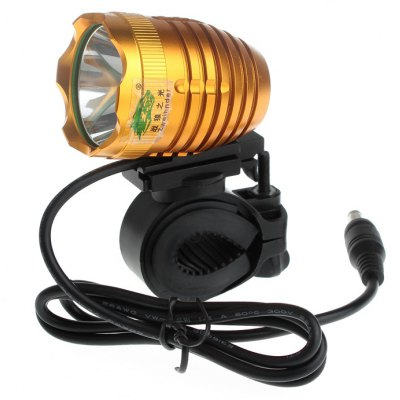 Zweihnder 1000Lm Cree XM - L2 T6 LED Bike Light with Rechargeable Battery Pack