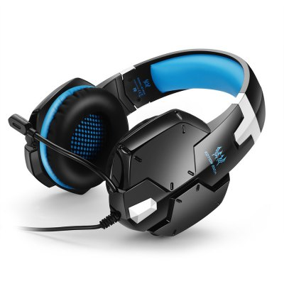 KOTION EACH G1200 Lightweight Gaming Headsets with Mic