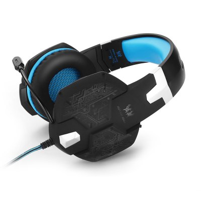 KOTION EACH G1000 Lightweight Gaming Headsets with LED Light
