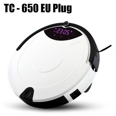 TC - 650 Smart Robotic Vacuum Cleaner