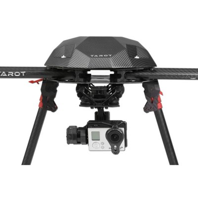 Tarot TL3D02 GOPRO T4 - 3D 3-axis Gimbal for GoPro3