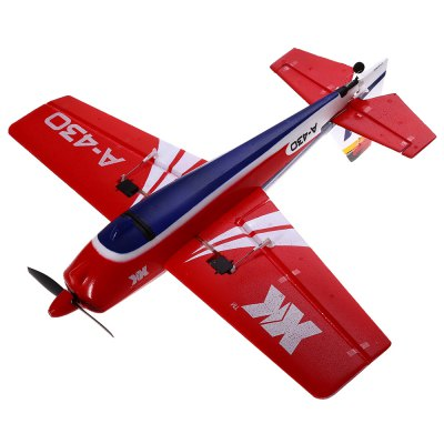 XK A430 Radio Control Fixed-wing Airplane Brushless RTF