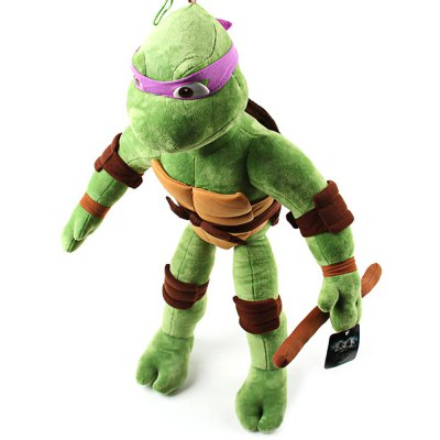 Turtle Style Anime Plush Toy - 15.7 inch