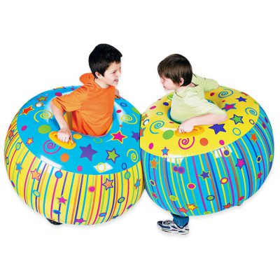 2Pcs / Set Inflatable Body Collision Ball Outdoor Sport Toy for Children