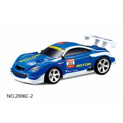 CREATE TOYS Shenqiwei No. 2006C Series 1 : 58 Scale 27MHz / 40MHz 4CH RC Car