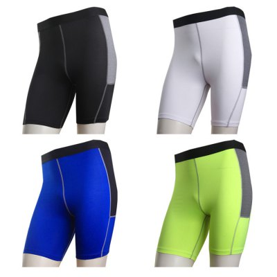 Yuerlian Men Two-piece Quick-drying Exercising Compression Set