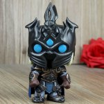 PVC Static Online Role-playing Game Figurine Character Model Home Office Decor - 2 inch