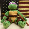 cheap 15.7 inch Turtle Style Anime Figure Design Cute Plush Toy Stuffed Doll Cartoon Product Children Present